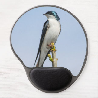 Tree Swallow Gel Mouse Pad