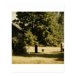 Tree Swing Postcard