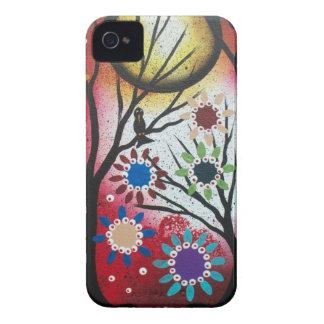 Tree Talk_By Lori Everett_ Day Of The Dead,DOD Case-Mate iPhone 4 Case