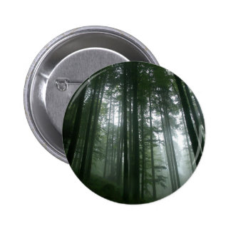 Tree Tall Pines Pinback Button