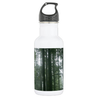 Tree Tall Pines Stainless Steel Water Bottle