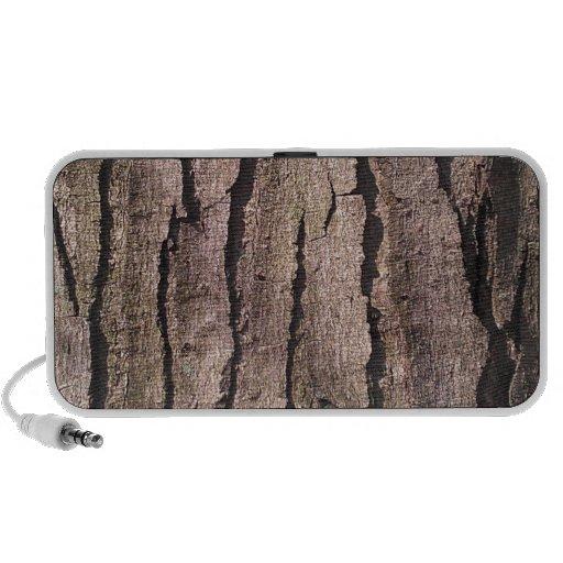 Tree Texture Speakers