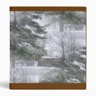 Tree Tile Illusion Binder