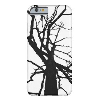 Tree Top Abstract iPhone 6 Case