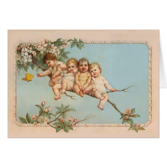 Tree Top Babies Card