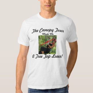 Tree Top Lover T T Shirt