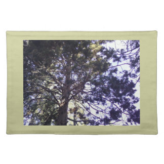 Tree Top Print American MoJo Placemat