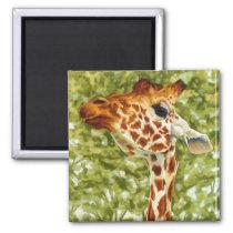 Tree Topper - Giraffe Magnet