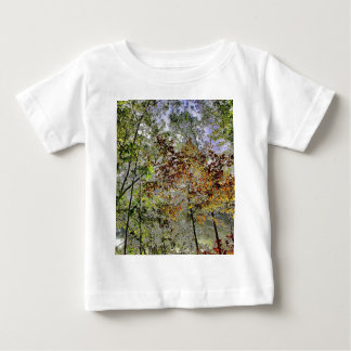 Tree Tops-HDR Baby T-Shirt