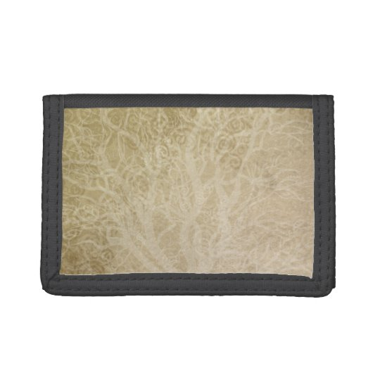 Tree Trifold Wallet