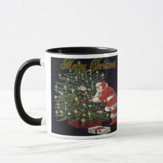Tree Trimming Mug