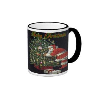 Tree Trimming Coffee Mug