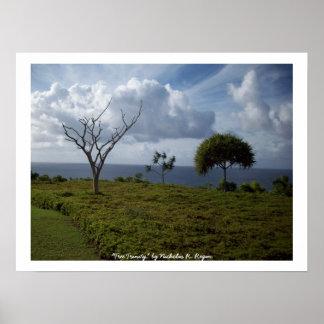 Tree Trinity Poster