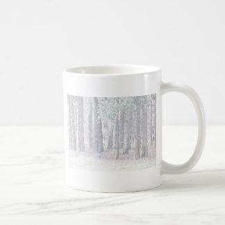 Tree Trunk Art Coffee Mug
