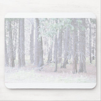 Tree Trunk Art Mouse Pad