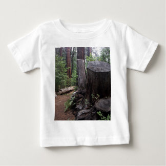 Tree Trunk Baby T-Shirt