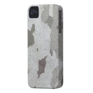 Tree Trunk custom Blackberry case