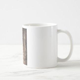 Tree Trunk Drawing Coffee Mug