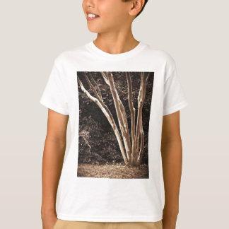 Tree Trunk Drawing T-Shirt