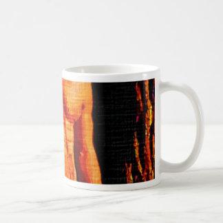 Tree Trunk Hunk Coffee Mug