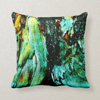 """Tree Trunk One"" JTG Art Pillow"