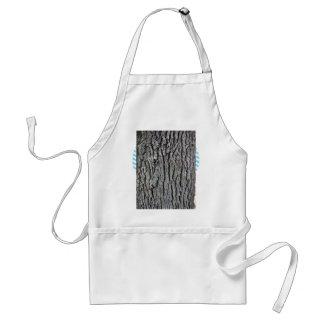 Tree Trunk Texture Adult Apron