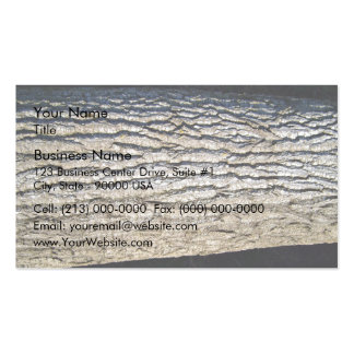 Tree Trunk Texture Business Card