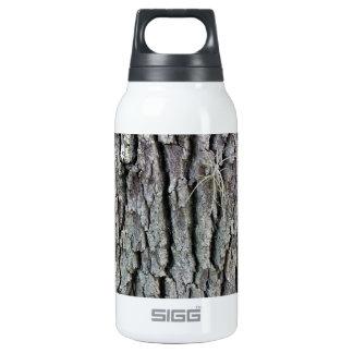 Tree Trunk Texture Thermos Bottle