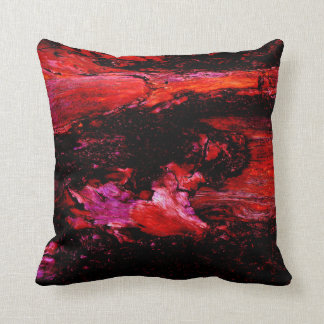"""Tree Trunk Two"" JTG Art Pillow"