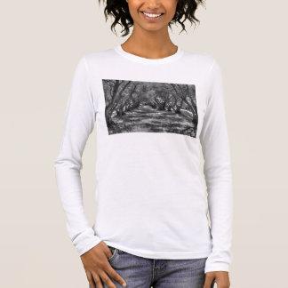 Tree Tunnel Long Sleeve T-Shirt