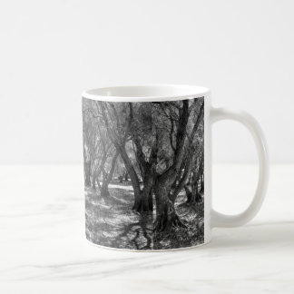 Tree Tunnel Classic White Coffee Mug