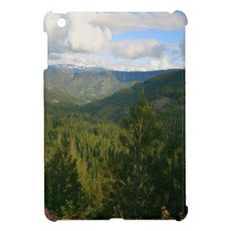Tree Valley Of Green iPad Mini Cover