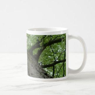 Tree View Classic White Coffee Mug