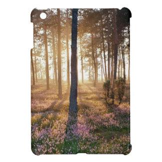 Tree Wild Forest Floor iPad Mini Cases