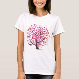 Tree with Hearts T-Shirt