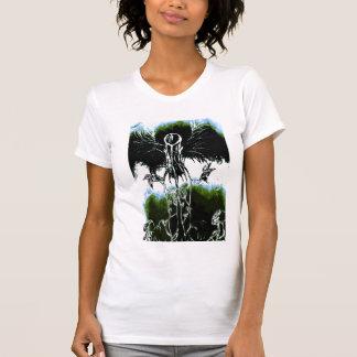 Tree Woman Pagan Nature Love Shirt