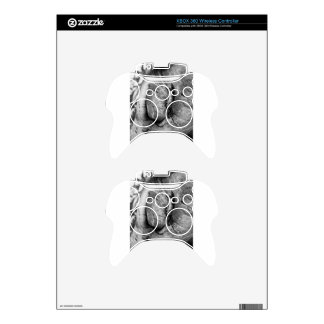 tree xbox 360 controller decal