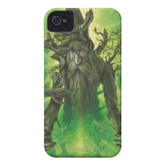 Treebeard Case-Mate iPhone 4 Protectores