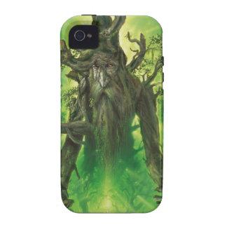 Treebeard iPhone 4 Carcasa