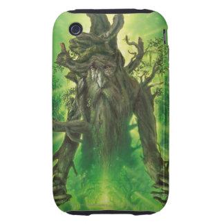 Treebeard iPhone 3 Tough Carcasa