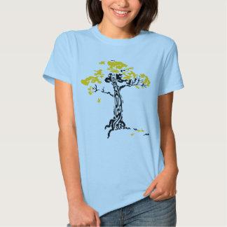 TreeClub_2color Poleras