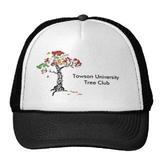 TreeClub_4color, club de Towson UniversityTree Gorra