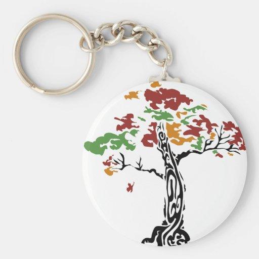 TreeClub_4color Llaveros Personalizados
