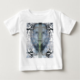 treeface baby T-Shirt