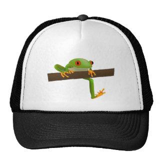 treefrog.jpg trucker hat