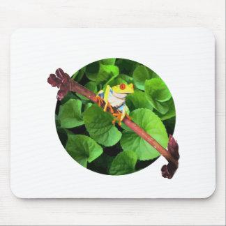 Treefrog Mouse Pad