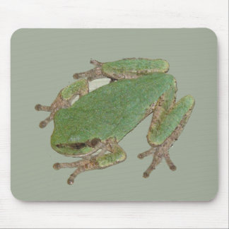 Treefrog Photograph on a Mouse Pad