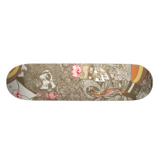 treegod 1 skateboard