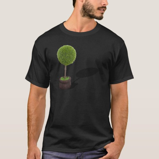 TreeGreen062210shadows T-Shirt