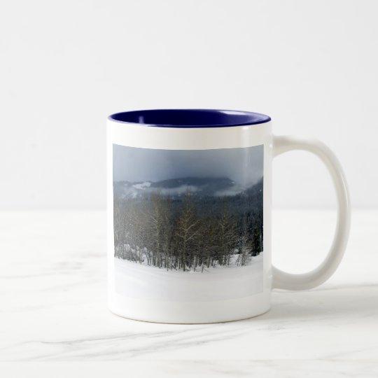 treegrove Two-Tone coffee mug